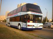 Пассажирские перевозки по Украине,  Киеву.